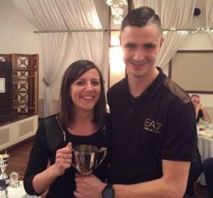 Ali Barvas Macleod Top Westside Goalscorer 2016