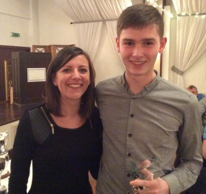 Euan Shirkie, Westside Young Player of the Year 2016