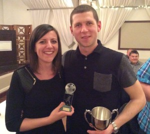 Scott Graham, Westside Managers Player of the Year 2016